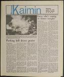 Montana Kaimin, January 16, 1985