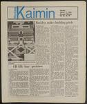 Montana Kaimin, January 17, 1985