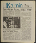 Montana Kaimin, January 18, 1985