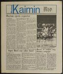 Montana Kaimin, January 22, 1985