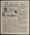 Montana Kaimin, January 24, 1985