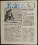 Montana Kaimin, January 29, 1985