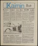 Montana Kaimin, February 1, 1985