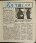 Montana Kaimin, February 5, 1985