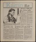 Montana Kaimin, February 7, 1985