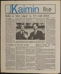 Montana Kaimin, February 8, 1985