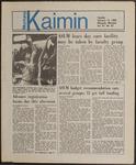 Montana Kaimin, February 12, 1985