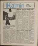 Montana Kaimin, February 14, 1985