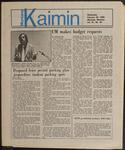 Montana Kaimin, February 20, 1985
