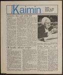Montana Kaimin, February 21, 1985