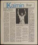 Montana Kaimin, February 22, 1985