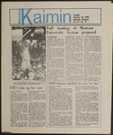 Montana Kaimin, February 26, 1985