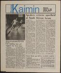 Montana Kaimin, February 27, 1985