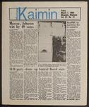 Montana Kaimin, March 1, 1985