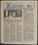Montana Kaimin, March 6, 1985