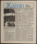 Montana Kaimin, March 7, 1985