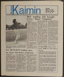 Montana Kaimin, March 28, 1985