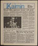 Montana Kaimin, April 2, 1985