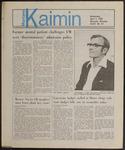 Montana Kaimin, April 3, 1985