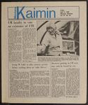 Montana Kaimin, April 5, 1985