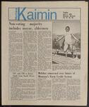 Montana Kaimin, April 9, 1985