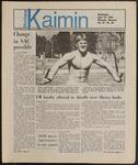Montana Kaimin, April 10, 1985