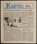 Montana Kaimin, April 11, 1985