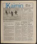 Montana Kaimin, April 16, 1985