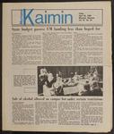 Montana Kaimin, April 26, 1985