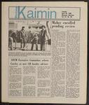 Montana Kaimin, April 30, 1985