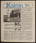 Montana Kaimin, May 1, 1985