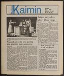Montana Kaimin, May 2, 1985