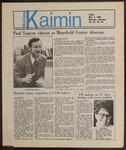 Montana Kaimin, May 3, 1985
