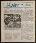 Montana Kaimin, May 8, 1985