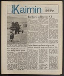 Montana Kaimin, May 9, 1985