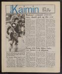 Montana Kaimin, May 14, 1985