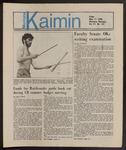 Montana Kaimin, May 17, 1985