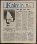 Montana Kaimin, May 21, 1985