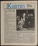 Montana Kaimin, May 22, 1985