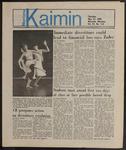 Montana Kaimin, May 23, 1985