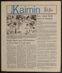 Montana Kaimin, May 24, 1985