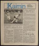 Montana Kaimin, May 29, 1985