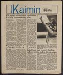Montana Kaimin, May 30, 1985