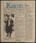 Montana Kaimin, May 31, 1985