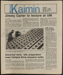 Montana Kaimin, October 3, 1985