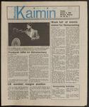 Montana Kaimin, October 8, 1985