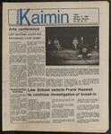 Montana Kaimin, October 11, 1985