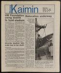 Montana Kaimin, October 16, 1985
