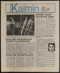 Montana Kaimin, October 17, 1985