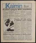 Montana Kaimin, October 18, 1985